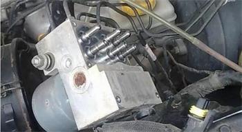 汽车ABS液压单元维修说明